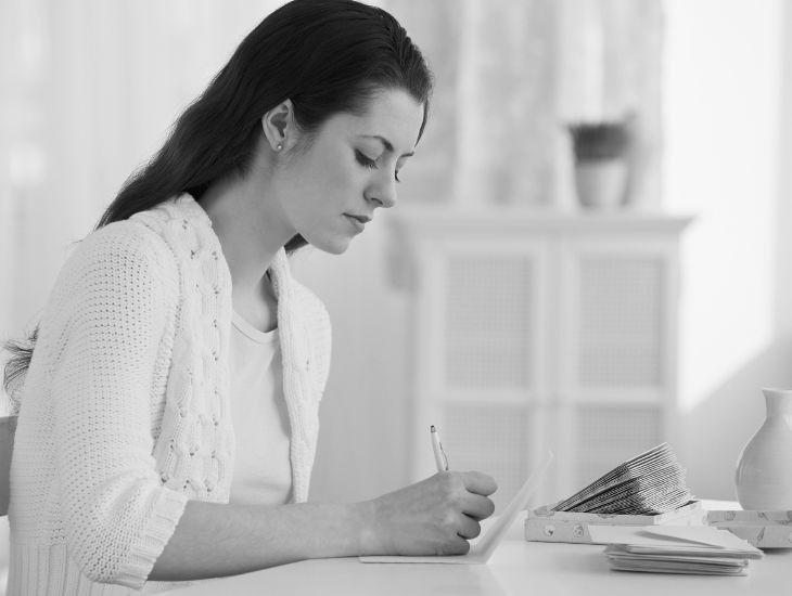 Приятные слова мужчине можно писать как в прозе, так и в стихах