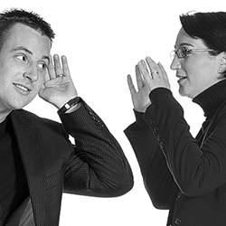 невербальная коммуникация
