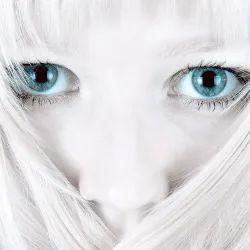 Светлый цвет глаз