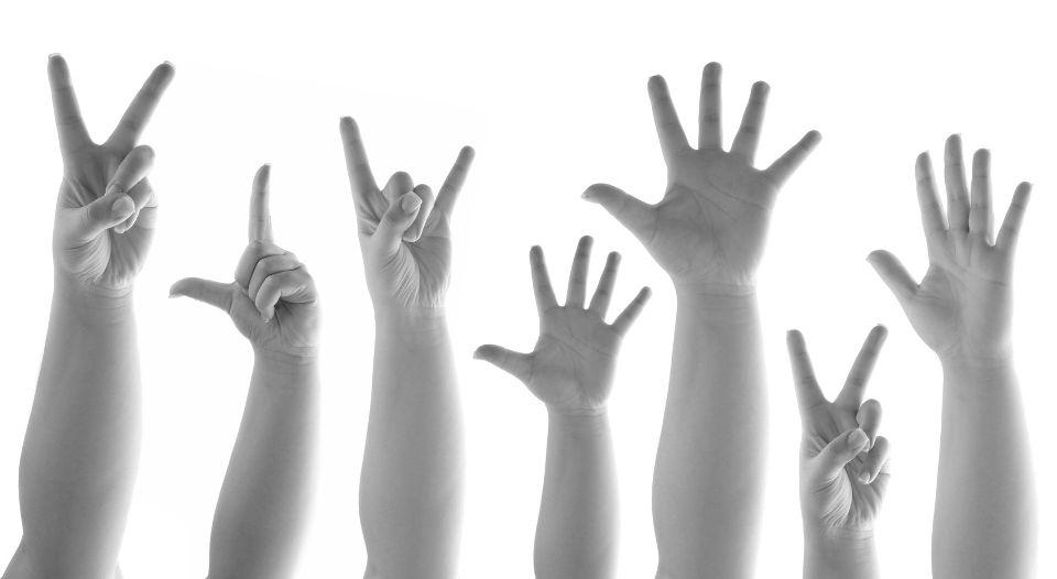 мимика и жесты как понять человека в картинках