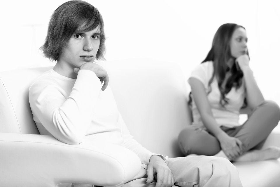 После ссор и недомолвок в семье нужно восстанавливать баланс в отношениях