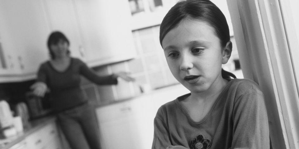 Злость и нервы родителей. Их нужно беречь...