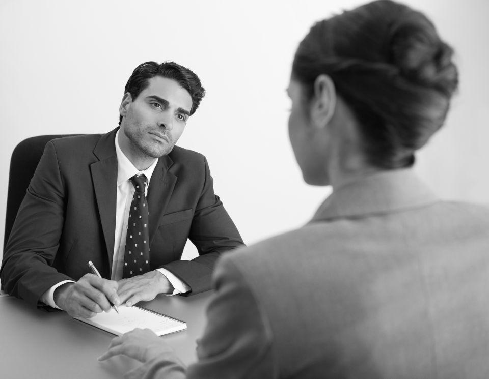 Работодатель обязан задавать много вопросов соискателю на вакантное место