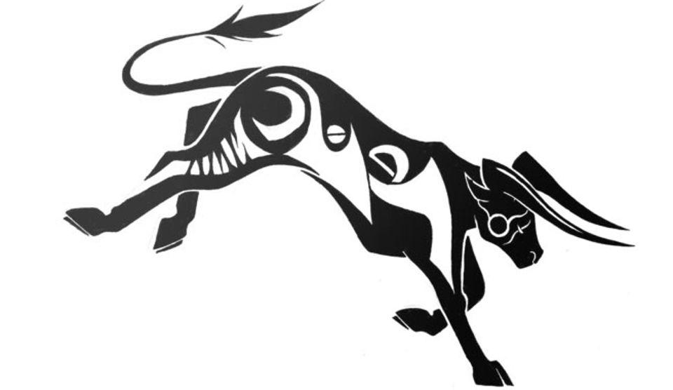 Телец (Taurus) - знак зодиака