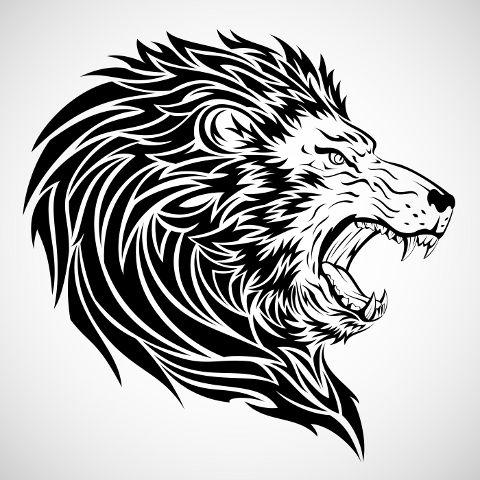 Знак зодиака - Лев (Lion)