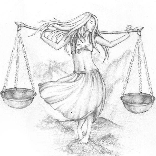 Знак Зодиака - Весы (Libra)