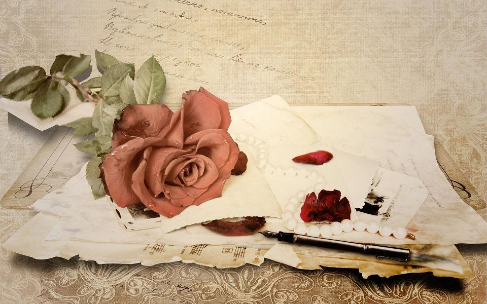 Пишем любовное письмо