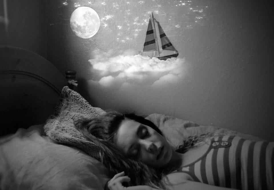 Что значит если тебе снится человек