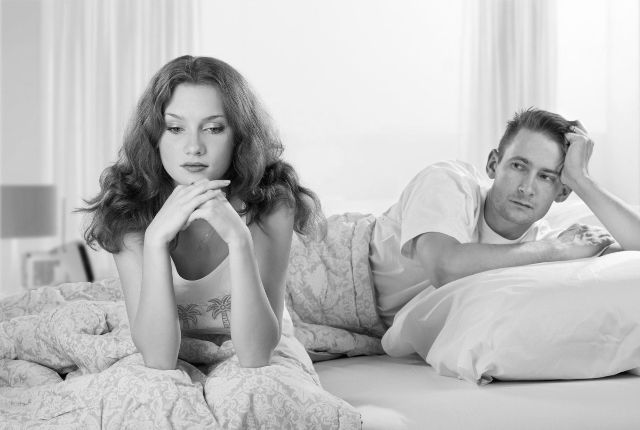 Бывают случаи, когда ревность обоснована поступками мужа