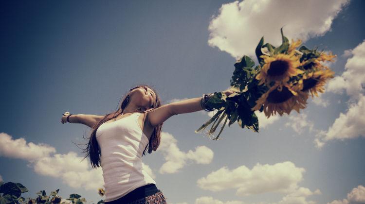 Счастье быть счастливым