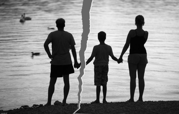 Развод - тяжелое событие в жизни человека...