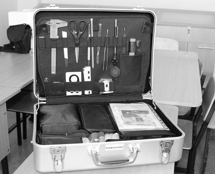 Использование полиграфа в раскрытии и расследовании преступлений