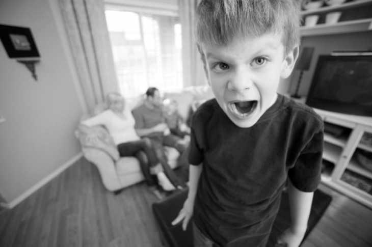 Уловки, капризы ребенка
