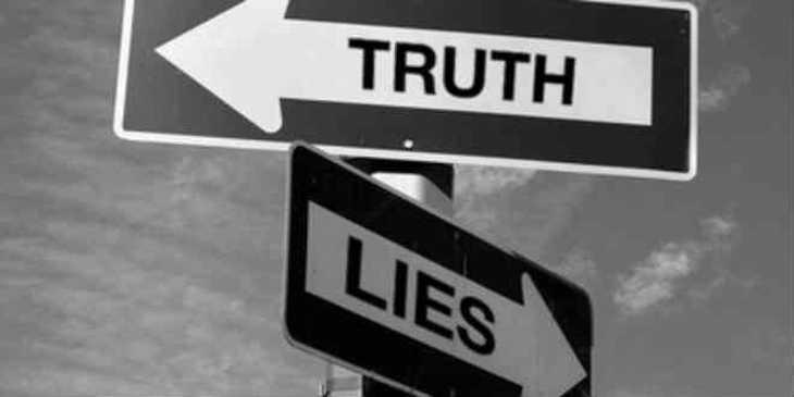Разновидности лжи