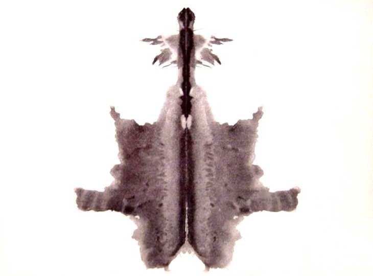 Пятно Роршаха-6