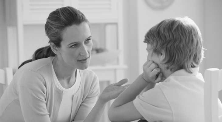 Немотивированная ложь ребенка
