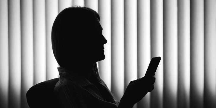 Номофобия - страх остаться без телефона