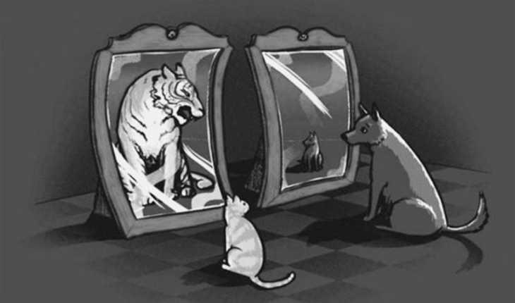 Умолчание и искажение - две противоположных формы лжи