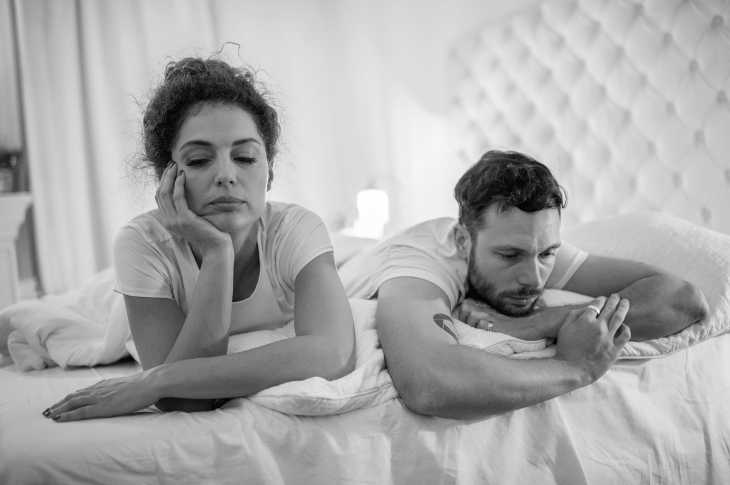 Разногласия в браке нужно решать совместно