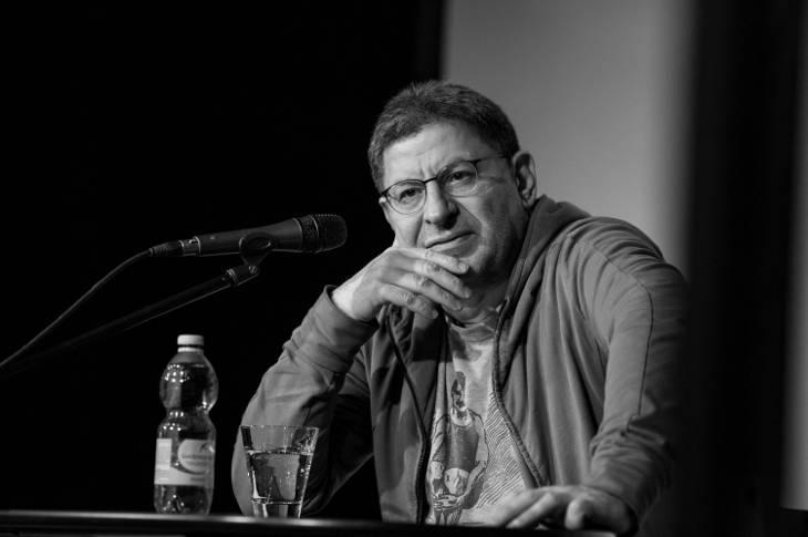 Михаил Лабковский на семинаре