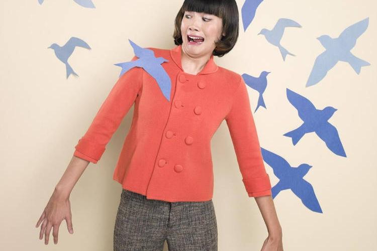 Орнитофобия - боязнь птиц
