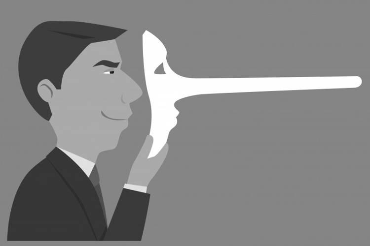 Как научиться профессионально врать