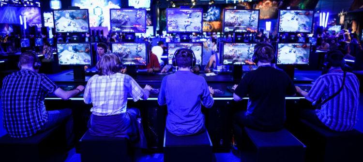 Помешанные на видеоиграх