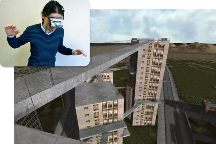 VR, как один из способов лечения боязни высоты