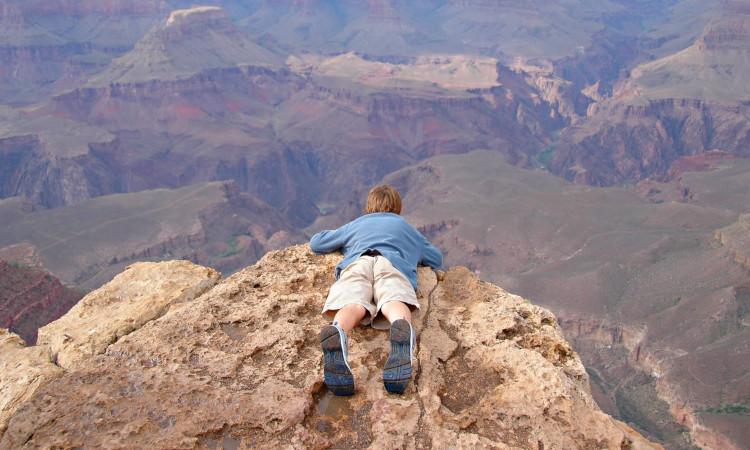 Боязнь высоты: как ее побороть