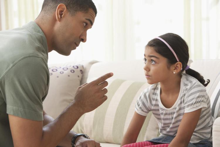 Объясняем ребенку, что воровать - это плохо